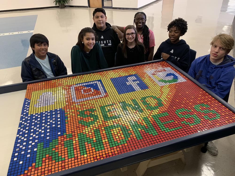 Send Kindness Mosaic