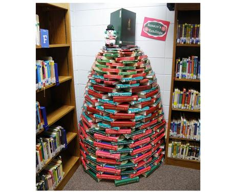Book Holiday Tree